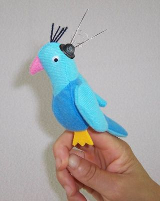Finger-bird